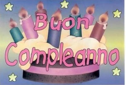 Happy Birthday Buon Compleanno Quotes Wishes in Italian – Happy Birthday Greetings in Italian