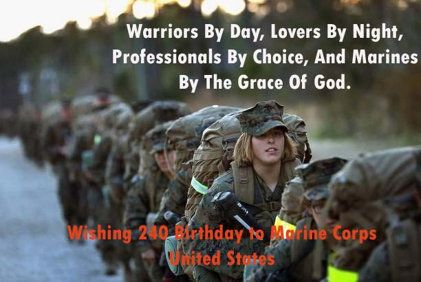 Happy Birthday Usmc Quotes ~ Happy birthday marine corps quotes