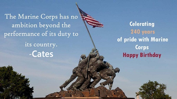 Happy Birthday Usmc Quotes ~ Marine corps birthday images quotes wishes happybirthday