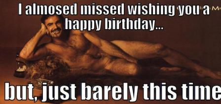 Dirty,Offensive & Inappropriate Happy Birthday Funny Meme ...