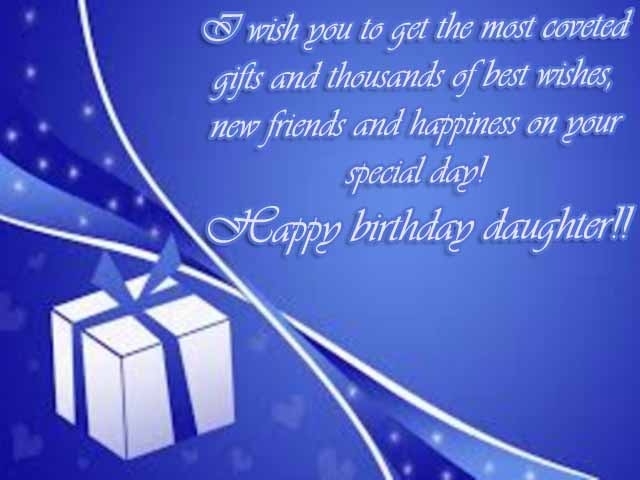 Daughter Happy Birthday Quotes By Dad
