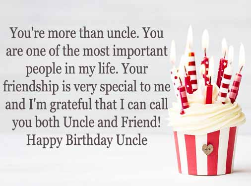 Happy Birthday Quotes For Uncle In Hindi: Happy Birthday Uncle Wishes & Quotes