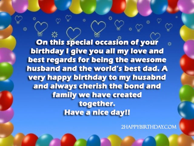 Happy Birthday Wishes Quotes For Husband 2happybirthday Happy Birthday Wishes For Husband And