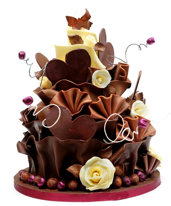 Chocolate Birthday Cake For Girls Chocolate Birthday Cakes For Men ...