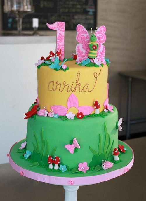 woodland-butterfly-birthday-cake-for-girls