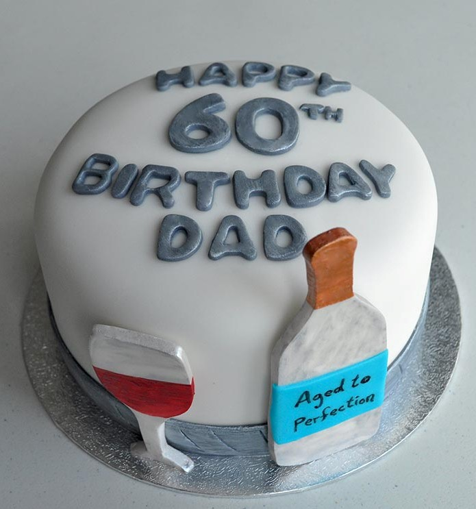 Best 60th Birthday Cakes Designs