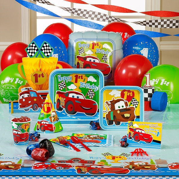A manifold of amazing ideas for the 1st birthday of your for 1st birthday party decoration ideas boys