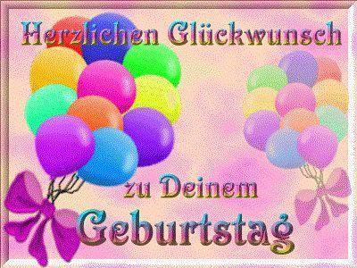 Happy Birthday In German 2happybirthday