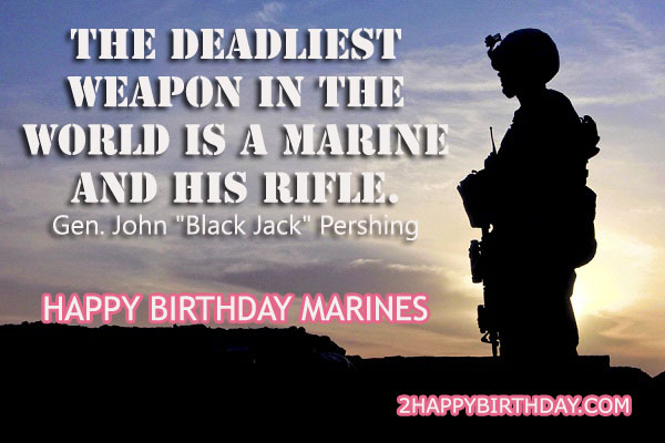 Marine corps 242nd birthday images quotes wishes 2happybirthday marine corps birthday greetings 14 bookmarktalkfo Gallery