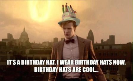 doctor who birthday meme Dr Who Happy Birthday Meme   2HappyBirthday doctor who birthday meme