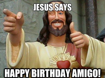Top #10 Funny Christmas & Jesus Birthday Meme - 2HappyBirthday
