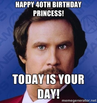 40th-birthday-princess-meme