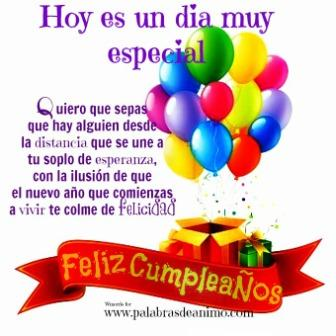 Cumpleanos Feliz Spanish Birthday Wish In