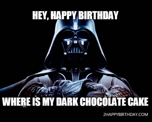 Starwars Happy Birthday Images
