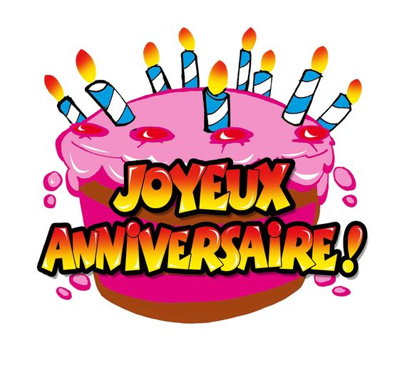 anniversaire wishes