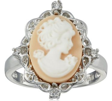 sterling-silver-pink-cameo-ring-white-sapphire-birthday-presents