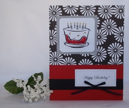 handmade-black-white-scrapebook-birthday-card