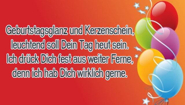 Happy Birthday Sprüche Glückwünsche Zum Geburtstag