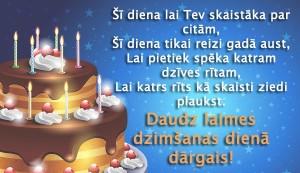 Dzim Anas Dienas Apsveikumi 2happybirthday