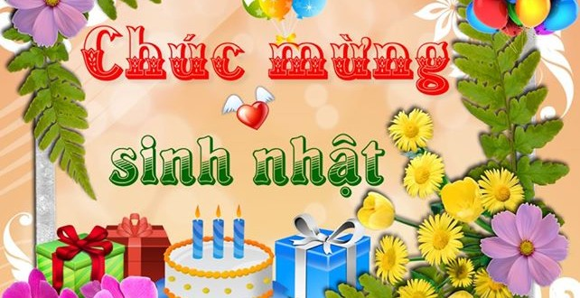 Happy birthday chc mng sinh nht wishes quotes in vietnamese chc mng sinh nht m4hsunfo