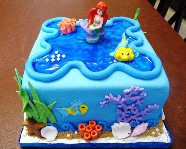mermaid birthday cake 15 top birthday cakes ideas for 2happybirthday 5831
