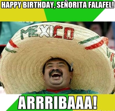 Mexican Funny Birthday Wishes
