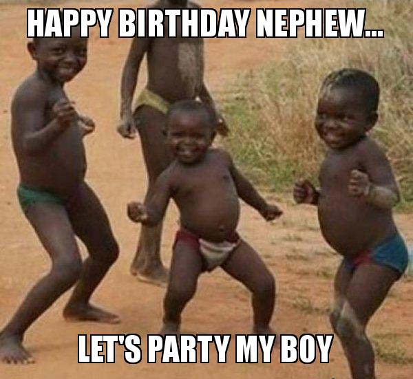 nephew_birthday_party_meme birthday memes for my nephew 2happybirthday