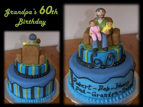 Image Result For Happy Birthday Grandpa Cake