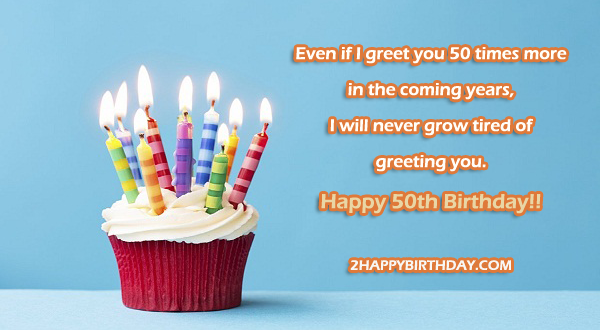 Top 50th birthday wishes messages 2happybirthday top 50th birthday wishes messages m4hsunfo