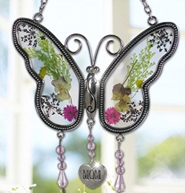 If You Wish To Gift A Unique Item Your Mom On Her Birthday The Butterfly Sun Catcher Will Make Choice Lot Easier Is Very Eye Catchy And
