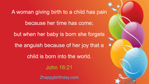 If You Are Going To Wish Your Son Daughter Niece Nephew And Friends Send These Meaningful Bible Verses Greet Them On Their Birthday