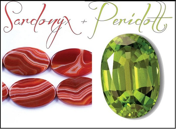 August Gemstones